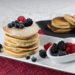 Geniale vegane Pancakes – ein Stück Amerika für daheim!