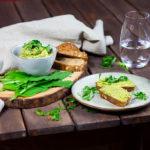 Vegane Bärlauch-Butter - Die beste Kräuterbutter