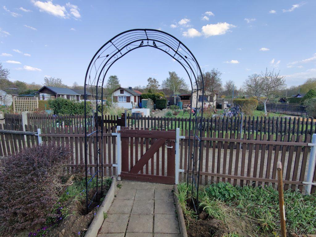 Parzelle 198 – Schaffe schaffe, Häusle baue | Gartentagebuch April 2020 14