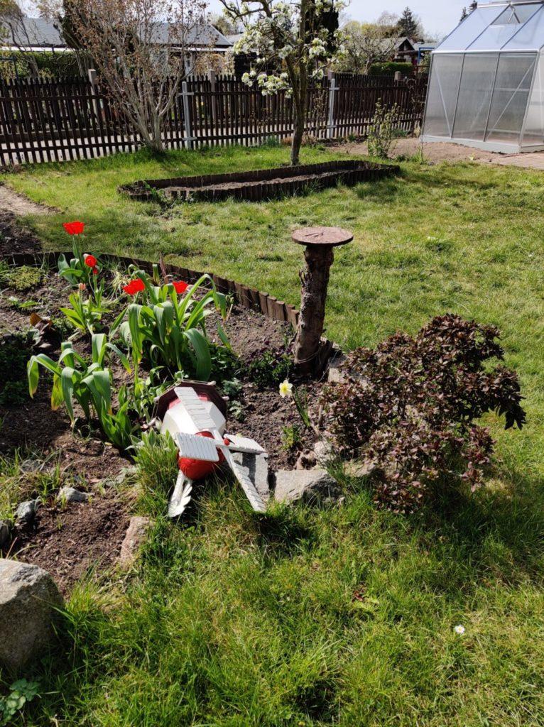 Parzelle 198 – Schaffe schaffe, Häusle baue | Gartentagebuch April 2020 15