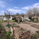 Parzelle 198 – Schaffe schaffe, Häusle baue | Gartentagebuch April 2020