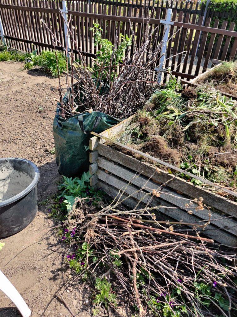 Parzelle 198 – Schaffe schaffe, Häusle baue | Gartentagebuch April 2020 26