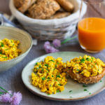 10 Min. Scrambled Tofu – Rührtofu als vegane Rühreialternative