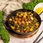 Veganer Grünkohl – Leckeres One-Pot Gericht im Winter