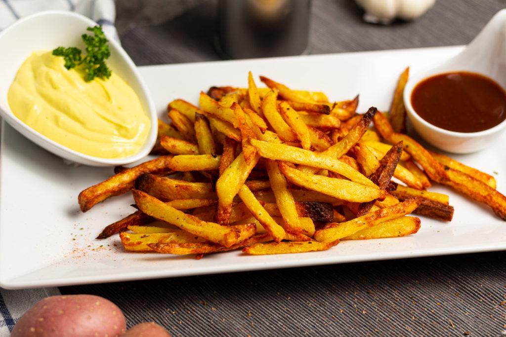 Perfekte Backofenpommes selber machen: am besten funktioniert es mit den richtigen Kartoffeln