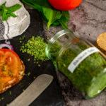 Bärlauch-Salz – Das leckere Kräutersalz zum Selbermachen
